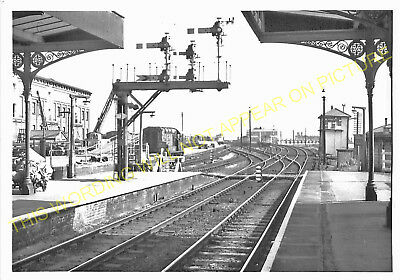 Cheshire Lines Committee. 17 Liverpool Central Railway Station Photo
