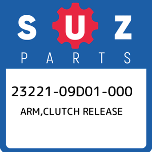 23221-09D01-000-Suzuki-Arm-clutch-release-2322109D01000-New-Genuine-OEM-Part