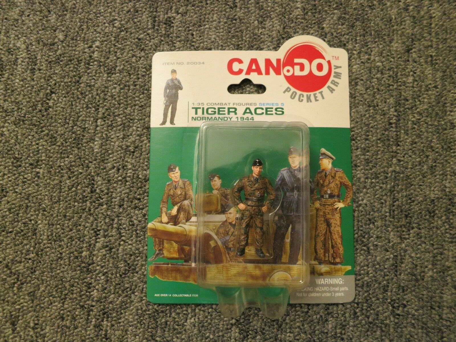 DRAGON CanDo 1 35 Tiger Aces Normandy 1944 Special Piece X Chase