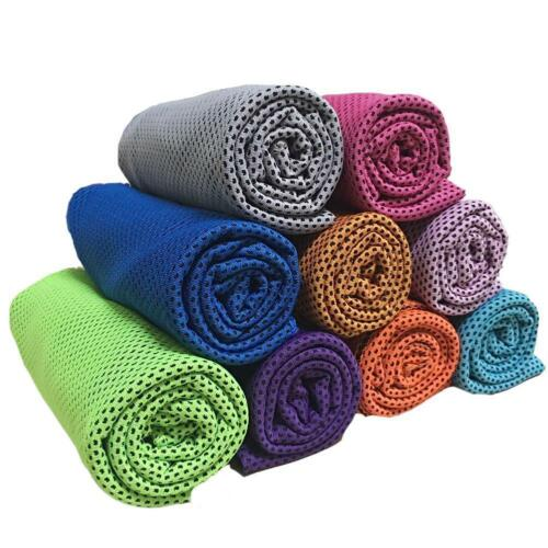 Airsoft Cooling Towel Summer Ice Chill Cold Magical Towel For Outdoor Sport XI