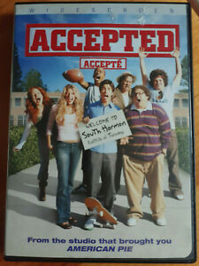 Accepted-DVD-2006-Anamorphic-Widescreen-south-harmon-movie-comedy-film-show