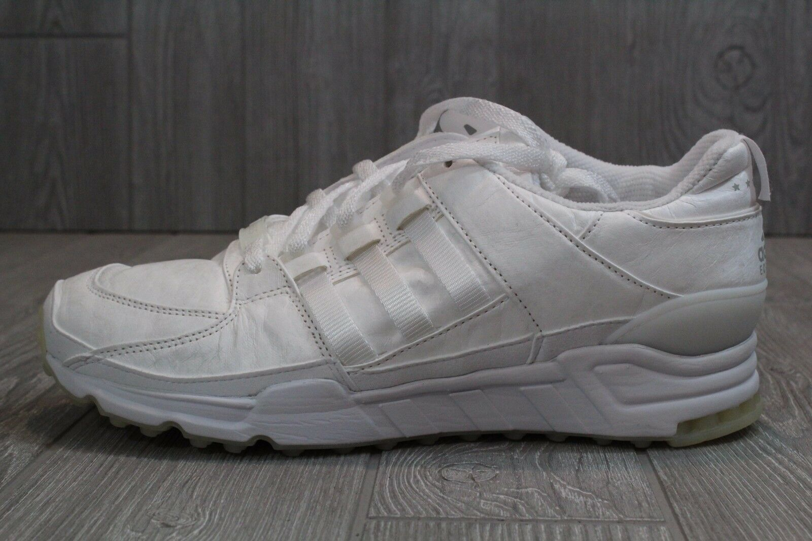 ac57d4c120c 22 New Adidas EQT Running Support White Crumpled Paper 9-12.5 9-12.5 9-12.5  Mens Shoes B27575 d64996