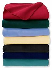 Goodlyf'S Polar Fleece Plain Single Bed Ac Blankets- 5 Options
