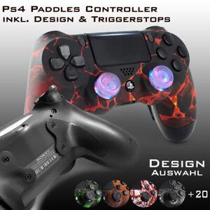 PS4-Scuf-Controller-Programmierbar-Design-Trigger-Stops-NEU-amp-vom-Haendler