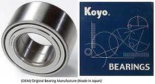 2003-2012 Toyota Matrix Front Wheel Hub Bearing (OEM) (KOYO)