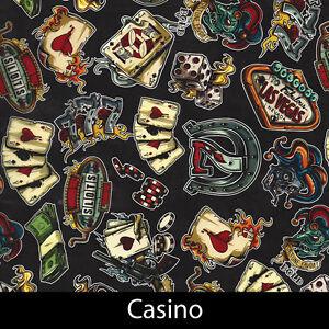 casino graphic Hydrographic Film dip stick hydro