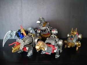 Transformers Power of the Primes Dinobots Volcanicus Complete