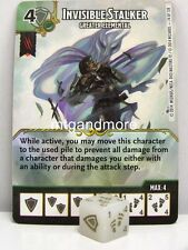 D&D Dice Masters - #074 Invisible Stalker - Greater Elemental - Battle for