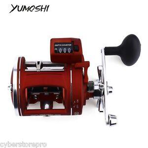 yumoshi-12-ROULEMENT-MOULINET-DE-PECHE-AVEC-electrique-profondeur-comptage