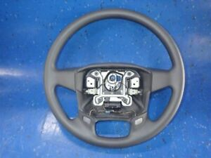 Volvo-20562477-Blue-Bird-0095074-Steering-Wheel-Gray-18-Inch