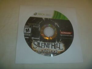 Silent-Hill-Downpour-2012-Microsoft-XBox-360-Game-Disc-Only-No-Case