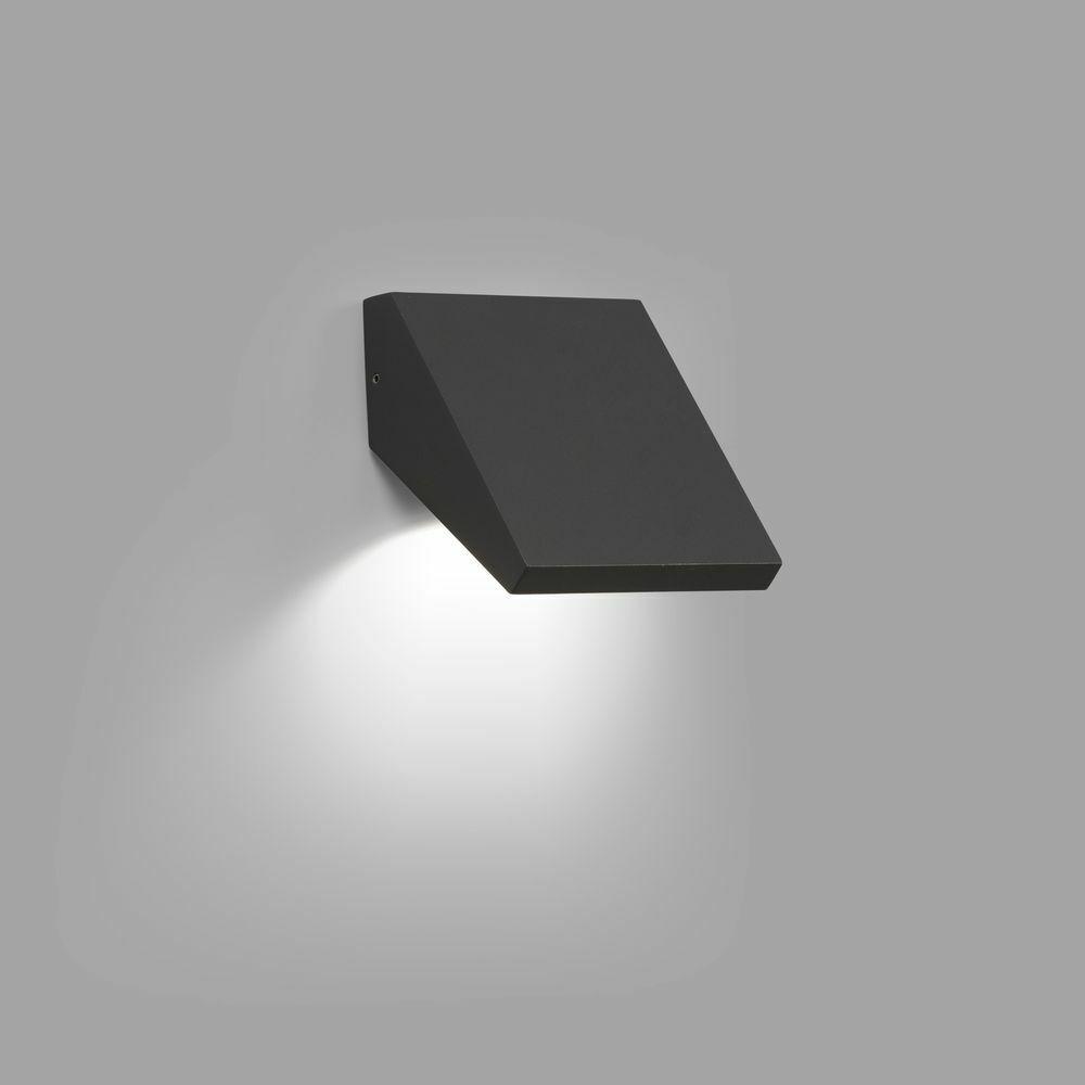 LED Außenwandleuchte GUIZA 3000K IP65 Dunkelgrau