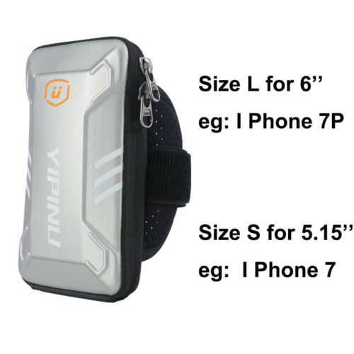 Outdoor Running Wrist Armband Sports Arm Band Bags Mobile Phone Holder Pouch New