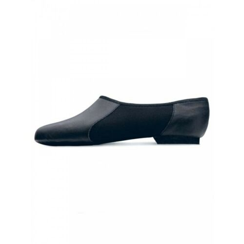 Bloch 495 NEO Flex Black Slip On Jazz Dance Shoes