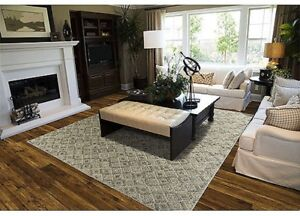 Image Is Loading Traditional Area Rug 8 X 10 Beige Home