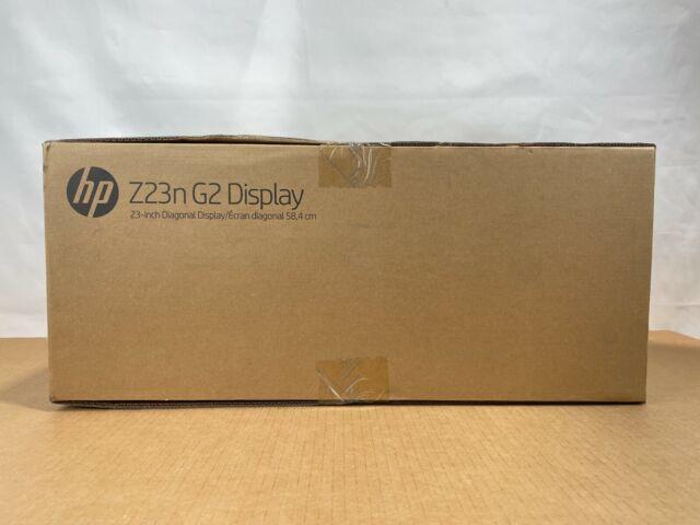 "HP Z23n G2 23"" LED LCD Display 16:9 IPS Monitor 1JS06A8#ABA ✅❤️️✅❤️️ NEW"
