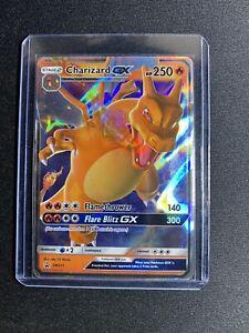 Charizard GX SM211 Ultra Rare Holo Pokemon Hidden Fates Black Star Promo NM/MINT
