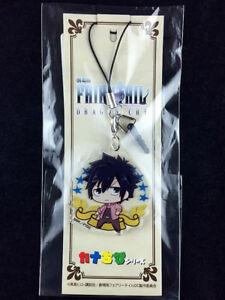 Fairy Tail Dragon Cry Kana Chibi Earphone Jack Acrylic Strap Acg