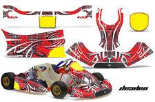 KG Freeline AMR Racing Graphics Evk Evrr Birel Krypton Sticker Kits MAX Decals 2
