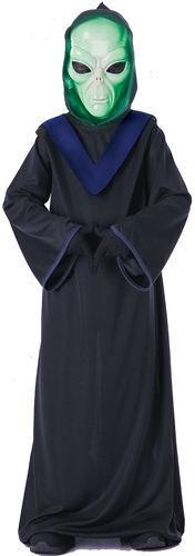 ALIEN COMMANDER / Halloween Costume - FREE STANDARD SHIPPING