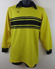 Erima Vintage Goalkeeper GK #1 Football Shirt West Germany 80s Trikot L Large
