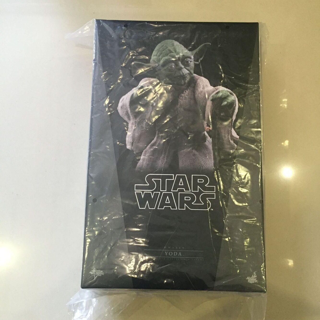 Venta en línea de descuento de fábrica Hot Toys 16 MMS369 – – – Star Wars: episodio V El Imperio Contraataca – Yoda listo  barato y de alta calidad
