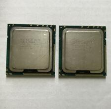 PAIR of 2Intel Xeon X5690 3.46GHz Six Core Processor LGA1366 Dual-way CPU