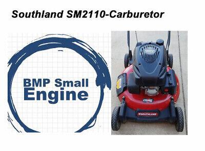 Carburetor Carb Assembly For 139cc Southland SM2110 CYCLONIC Mower