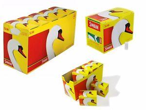 20-Packs-x-165-Swan-Slim-line-Filter-Tips-Slimline-Total-3300-Filter-Tips