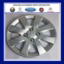 "New Genuine Peugeot 207 & 307 15"" Wheel Trim/Hub Cap 5416H5 X1"