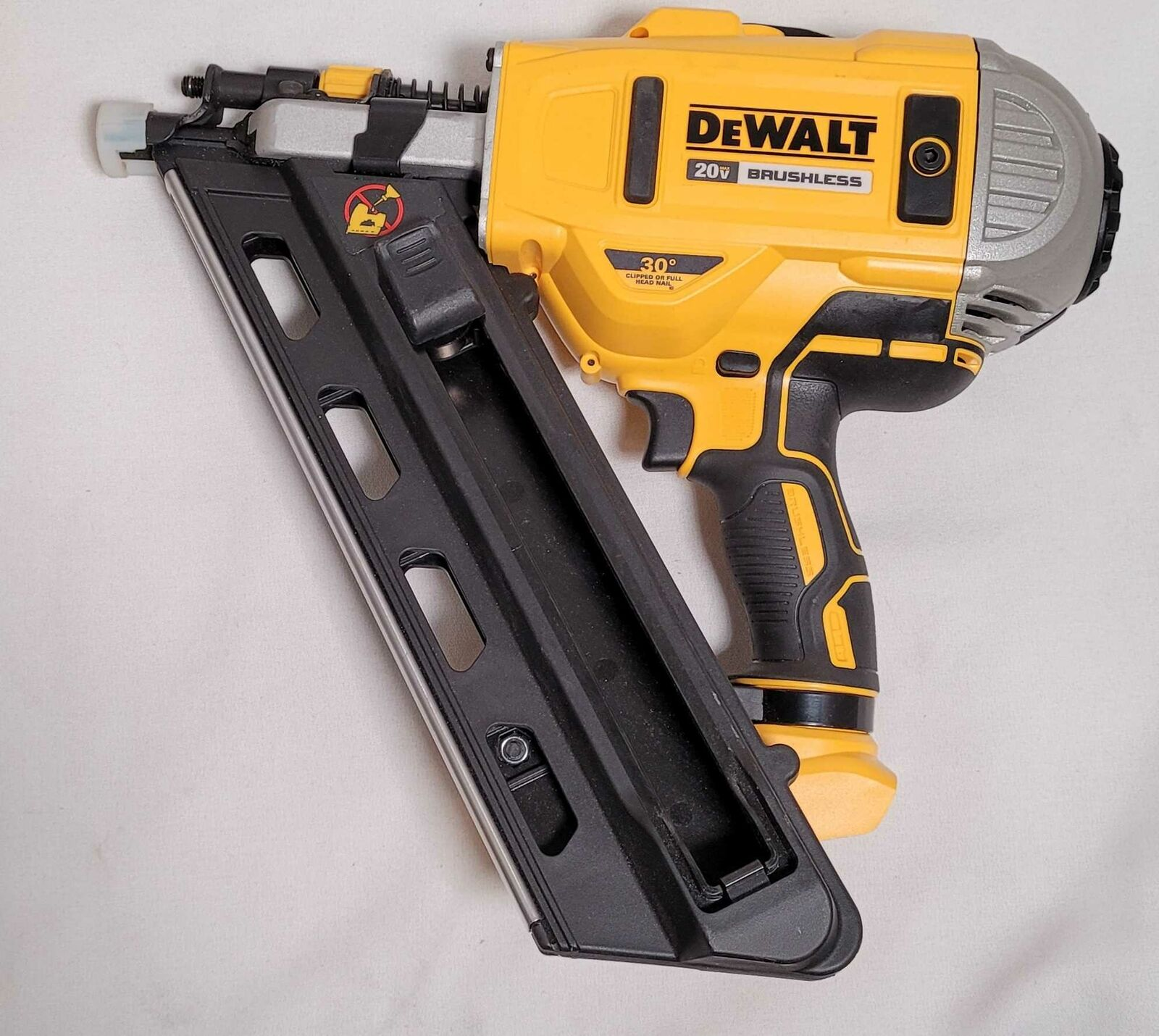 DeWalt DCN692B 20V MAX XR Brushless 2 Speed Nailer (Tool Only). Buy it now for 309.99