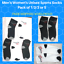 Men-039-s-Women-039-s-Unisex-Sports-Athletic-Ankle-Socks-Size-9-11-Pack-of-1-2-3-or-5