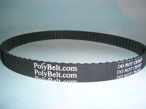 CLARKE EZ-8 Wood Floor Sander Replacement Short Fan Belt 50917A