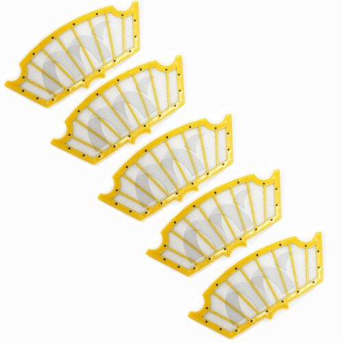 5 x FILTER For iRobot Roomba 500 Series 530 540 550  Vacuum Cleaner Accessory