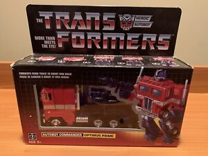 Transformers Lot of 2 MOC - Astrotrain & Optimus Prime
