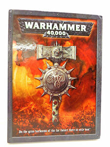 Warhammer 40,000 - Rule Book and Game OverView Hardback