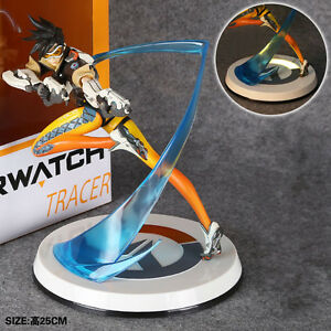Overwatch Tracer Statue By Blizzard Collectibles SOLD OUT (Ver. 2) instock