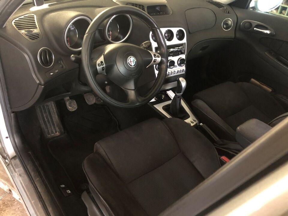 Alfa Romeo 156, 2,0 JTS Lusso Sportwagon, Benzin