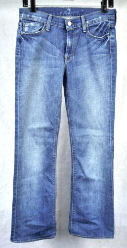 27 For Bootcut Jeans High Seven 7 Kvinder Waist menneskeheden 883832032605 hele Ny Amsterdam vxHAAnd