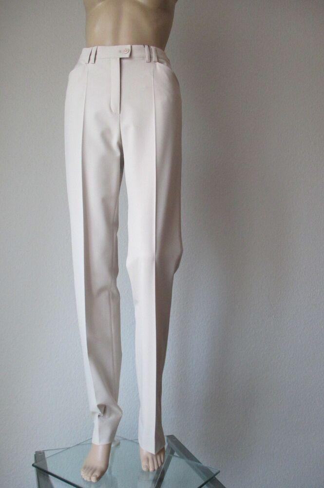 Frugal Eugen Klein Pantalon En Beige, Knöchellang, Taille 36 Utilisation Durable