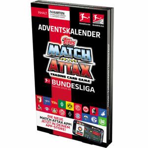 Topps-Match-Attax-19-20-2019-2020-Adventskalender