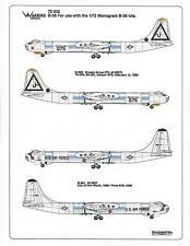 Warbird  B-36 Peacemaker, Broken Arrow Ship 075 Decal Set 1/72 032, 2 Options  R