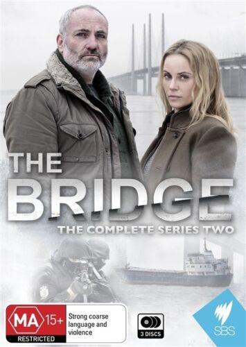 1 of 1 - The Bridge : Series 2 (DVD, 2014, 3-Disc Set)-REGION 4-Brand new-Free postage