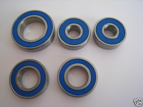 KSYRIUM SLS 2013 HYBRID CERAMIC BALL BEARING FRONT /& REAR WHLS KIT