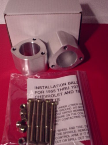BALL JOINT SPACER 55 56 57 CHEVY BELAIR 210  GASSER PRO  FREE SHIPPING
