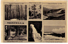 CARTOLINA CAMPANIA - AVELLINO - MONTELLA 4117  - VEDUTE VARIE ANNI 60