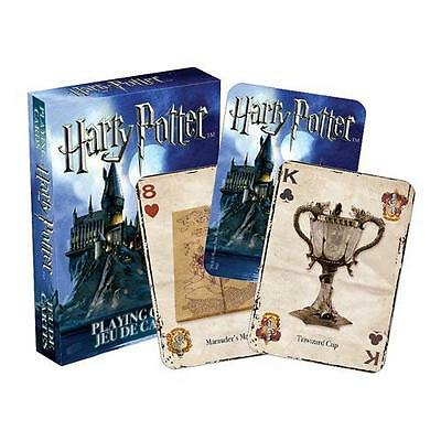 HARRY POTTER Official Licensed HOGWARTS PLAYING CARDS Deck Magical Characters