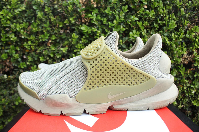 Nike sock dardo br sz 13 verde oliva respirare respirare respirare 909551 200 d31246