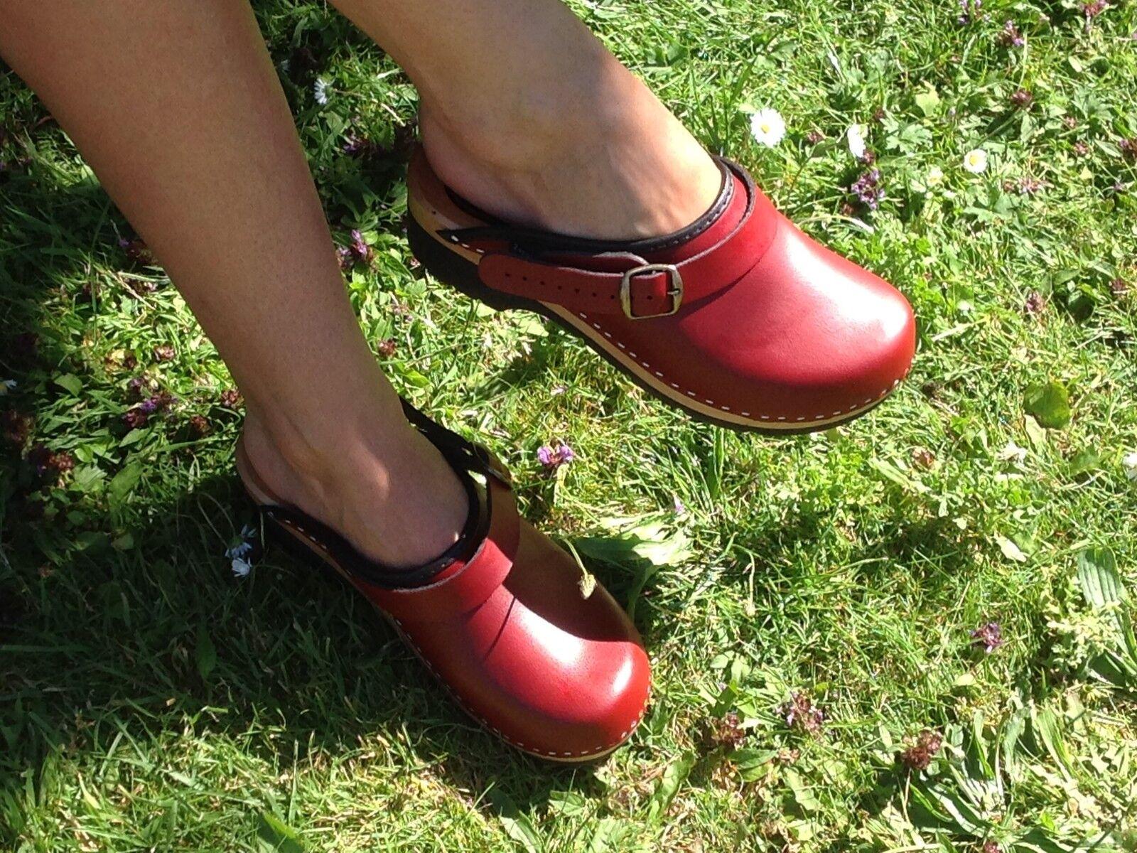 Lady Schuhe Clogs Stillen Krankenhaus Garten Weiß Maultier Ohne Bügel