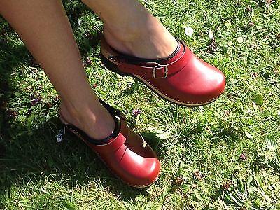 Mujer Zapatos Zuecos Lactancia Hospital Jardín Blanco Zapatos Sin Talón